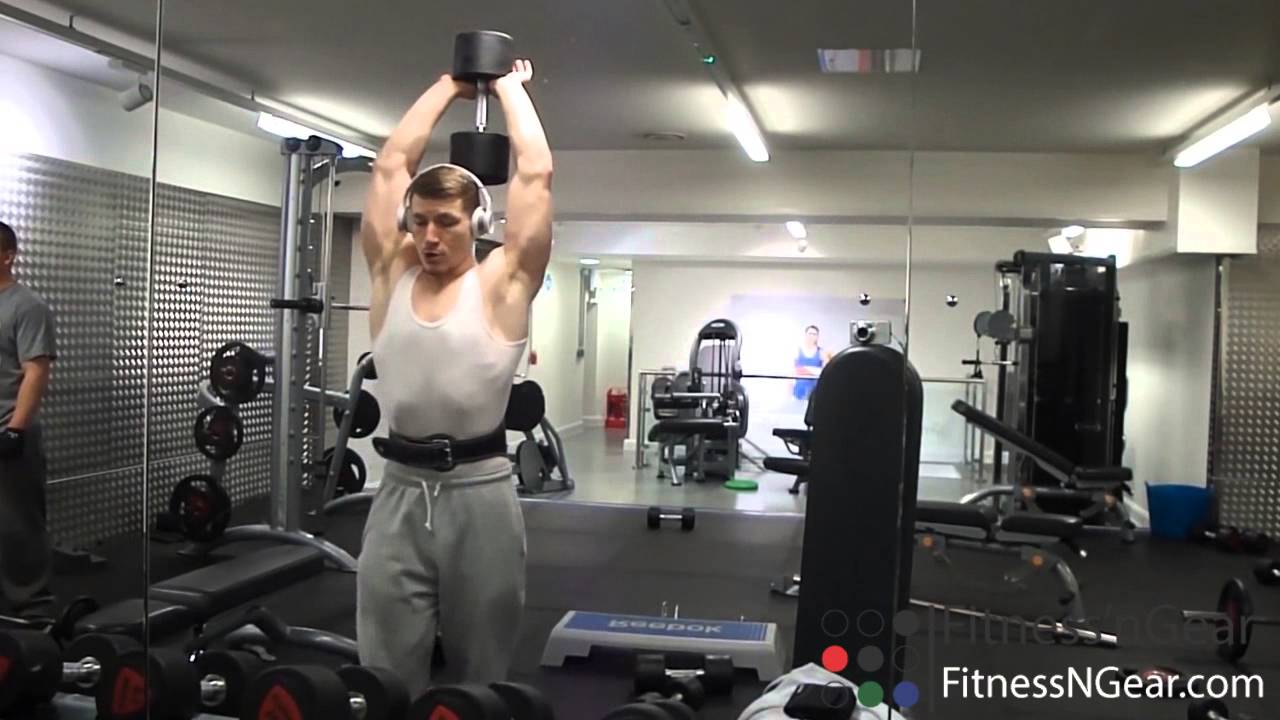 Muscle building workout plan for beginners