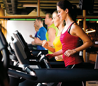 Benefits to Treadmill Running