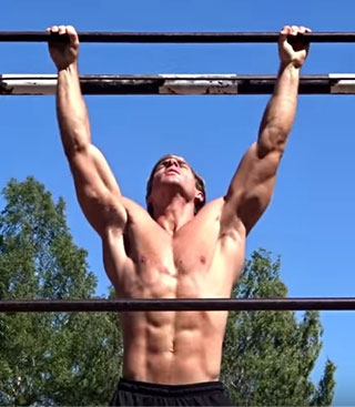 The People Who Can Do A Bunch Of Pull Ups Usually Have That Nice Figure And  Muscle Definition. The Pull Up Is One Of The Best ...