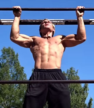 You Want More Load- Pull Up Bar Delivers