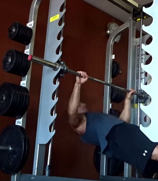 Work directly on grip strength several ways.